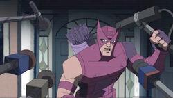 Hawkeye Grabs Reporter AEMH