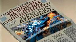 Avengers Paper UA