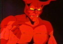 Satan Angry DSD