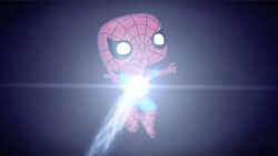 Spider-Man Zapped SBD