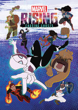 Marvel Rising: Chasing Ghosts (Video)