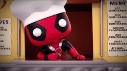 Deadpool Chef CMCG