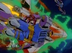 Machine Men Surround Solaris Two