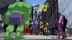 Avengers Final Gathering AEMH