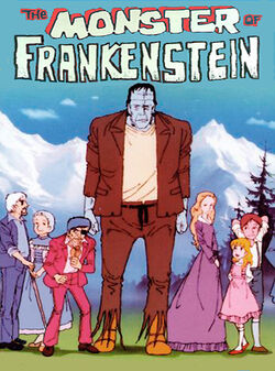 The Monster of Frankenstein