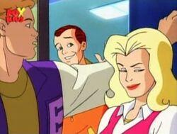 Harry Interrupts Flash Felicia
