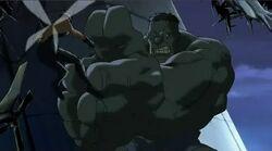 Hulk Thunder Clap UA