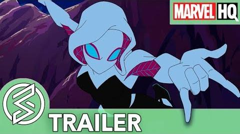Marvel Rising Chasing Ghosts Trailer