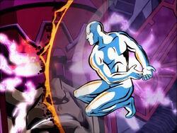 Silver Surfer Secretly Gathers Energy