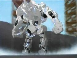 Iron Man Punches Dynamo IMAA