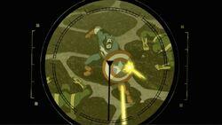 Sniper Spots Cap AEMH