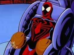 Spider-Man Captured at Wundagore