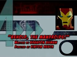 Behold the Mandroids