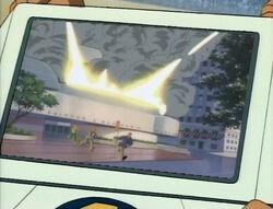 Guggenheim Video Game Destroyed