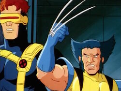 Wolverine Demands Sabretooth Leave Mansion