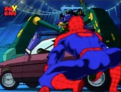 Spider-Man Finds Norman Tri-Slayer