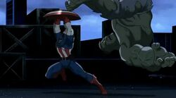 Cap Trips Hulk UA