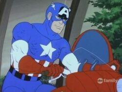 Captain America SMAF