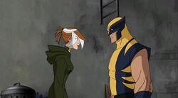 Wolverine Rogue WXM
