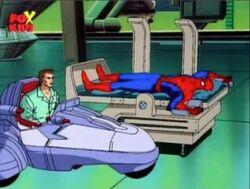 Alistair Captures Spider-Man