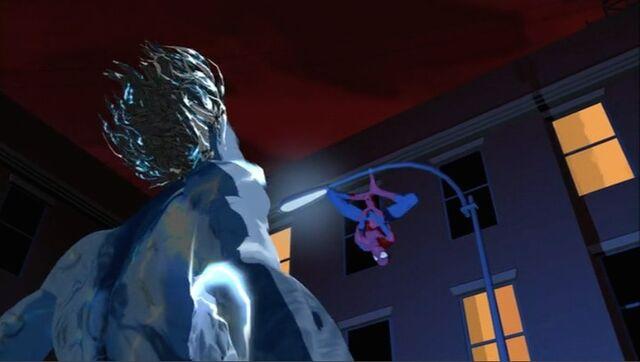 File:Electro Meets Spider-Man SMTNAS.jpg