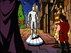 Silver Surfer Lands on Universal Library