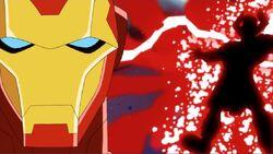 Iron Man Explains Galactus Negative Zone AEMH