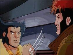 Logan Doesnt Know Gambit
