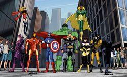 Avengers AEMH