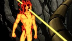 Winter Soldier Shoots Firelord AEMH