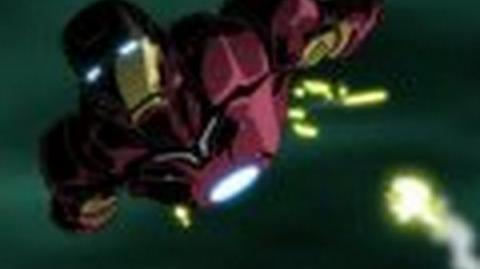 Iron Man Anime Trailer