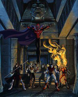 Acolytes (X-Men Evolution)