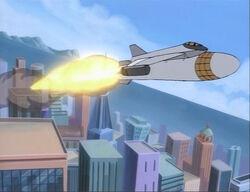 FF Shuttle Launch