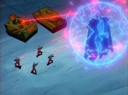 Magneto Confronts Prison Guards