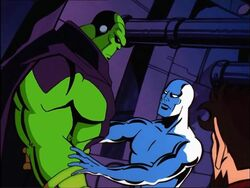 Silver Surfer Drax Has Right to Live
