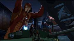 Avengers Assembled UA