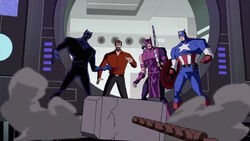 Avengers Lose Mjolnir AEMH