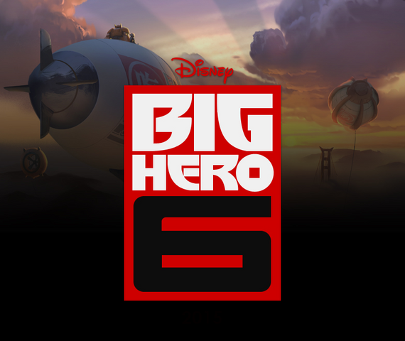 File:Big Hero 6 Logo.png