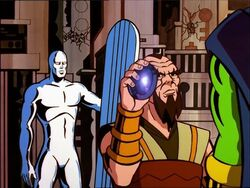 Silver Surfer Watches Mentor Scan Drax