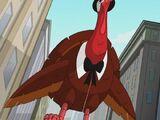 Turkey (The Spectacular Spider-Man)