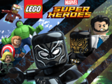 Lego Marvel Super Heroes - Black Panther: Trouble in Wakanda (Video)