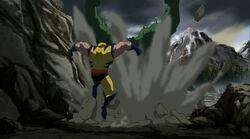 Hulk Lands HV