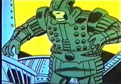 Titanium Man (MSH)