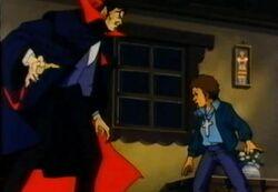 Dracula Spots Vampires DSD