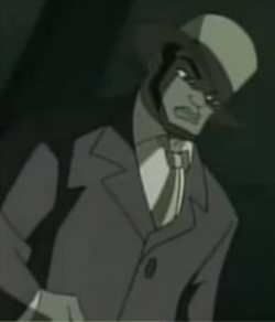Fancy Dan (The Spectacular Spider-Man)