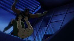Steve Attacks Panther UA2