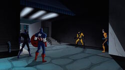 Cap Panther Confront Yellowjacket AEMH