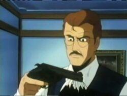 Victor Grabs Pistol MOF
