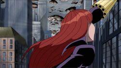 Black Widow Swings to Final Battle AEMH
