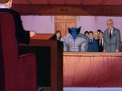 Beast Addresses Judge